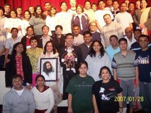 Houston TX, January 2007