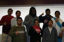 College Station TX, November 2010
